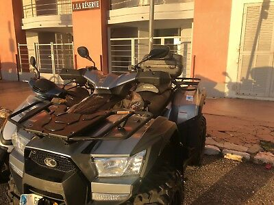quad Kymco 700 MXU IE EPS