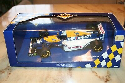 Williams Renault FW 15, A. Prost, 1:18, ovp, ansehen