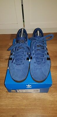 hot new products low cost good service ADIDAS DUBLIN (TAIWAN, Blue & Black) - Size 6 - £80.00 ...