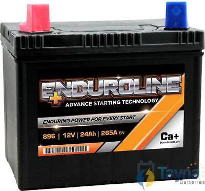 896 Enduroline Lawnmower Batterie 12V