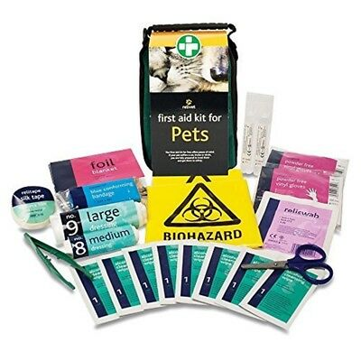 Reliance Rel199 Relivet First Aid Kit For Pets - Bag