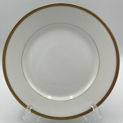 CA Ahrenfeldt Bailey Banks Biddle Limoges Bread & Butter Plate (s) Gold Antique