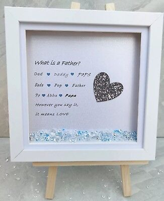 BESPOKE PERSONALISED GIFT/ Father Dad