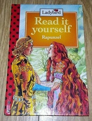 Ladybird Book - Read it Yourself - Rapunzel - Series 777