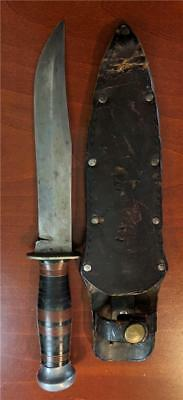 Old Antique Cattaraugus Hunting Knife