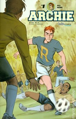 Archie (2nd Series) 1C 2015 Coover Variant NM Stock Image
