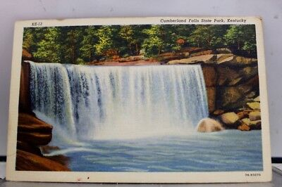 Kentucky KY Cumberland Falls Park Postcard Old Vintage Card View Standard Post