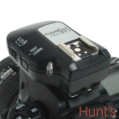 PocketWizard MiniTT1 RADIO SLAVE TRANSMITTER FOR NIKON i-TTL SYSTEM