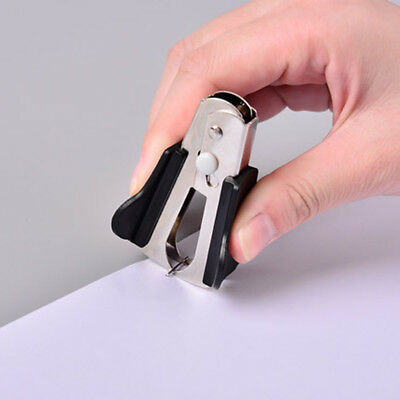 1 PC Comfortable Staple Remover School Office Stapler Binding Tool Random Color