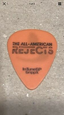 All American Rejects- Tyson Ritter (Guitar Pick)