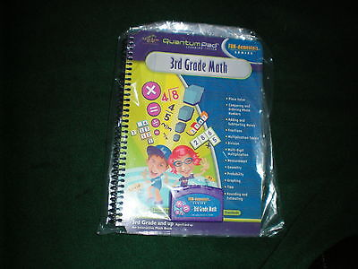 Quantum Pad Smart Guide To 3rd Grade Science Book Cartridge 499