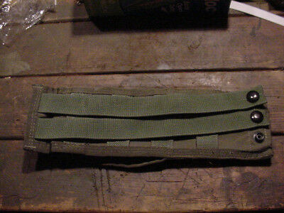 US Army Aviation Airsave vest pilot's Survival knife scabbard