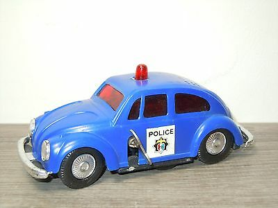 VW Volkswagen Beetle Kafer Kever Police (with friction engine) *28556