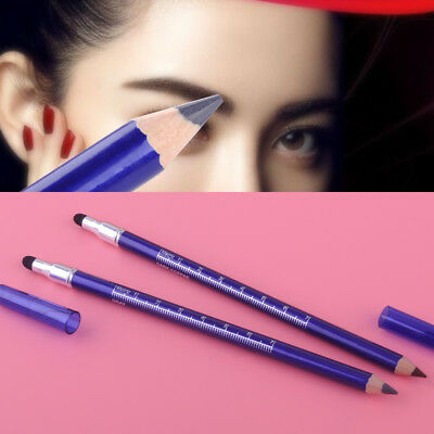 Double Side Microblading Makeup Eyebrow Positioning Pencil Tattoo Line Design