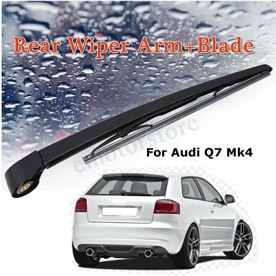 Rear Windscreen Window Wiper Arm Blade Set For Audi A3 8P 03-08 Q7 4L 2006-2015