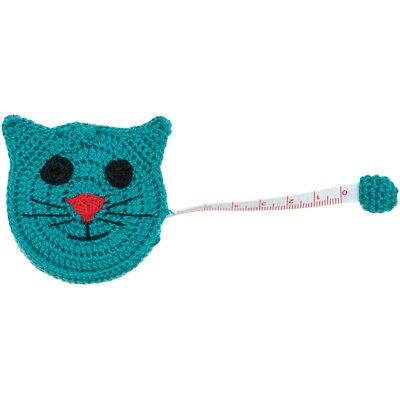"Paradise Crocheted Tape Measure 60""-cat"