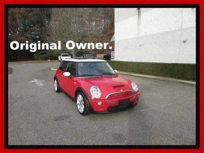 2006 Cooper S 2006 MINI Cooper Hardtop S Runs Great Leather Moonroof
