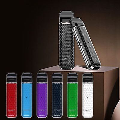 Nuevo para Smok Novo 2ml All in One Pod System Starter Kit con 450mAh Batería