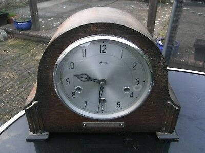 Antique Westminster Chimes Mantle Clock