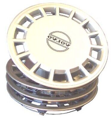wheel covers hubcap set of 4, for VOLVO 240 244 245 with 14 inch wheels,