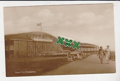 Photo Postcard - New City, Middleton ( Near Bognor ).