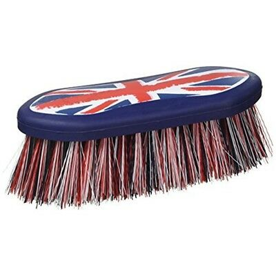 Cottage Craft Dm Dandy Brush - Blue, Small - Grooming