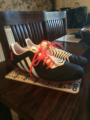 Adidas Soft Ground Rugby Boots (UK size 12) Worn Once