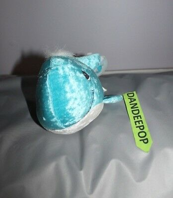 Enesco Tender Tails Blue Whale Stuffed Animal 576964  With Tag