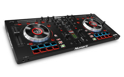 Numark Mixtrack Platinum DJ Control Surface and Audio Interface (NEW)