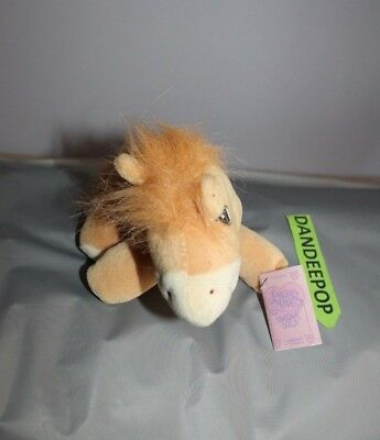 Enesco Tender Tails Horse Stuffed Animal 164830-6 With Tag