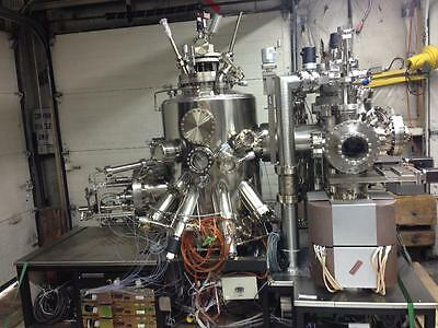 Molecular Beam Epitaxy System by Omicron MBE Epitaxial