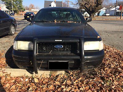 2006 Ford Crown Victoria  Police car - 2009 Ford Crown Victoria - ***SOLD AS IS***