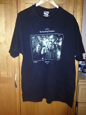 Smashing Pumpkins Official Machina Tour T Shirt Sacred And Profane