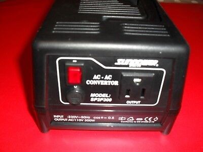 300Va Step Down Transformer New Unused