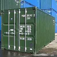 """20ft """"One Trip"""" New Build Shipping Container"""