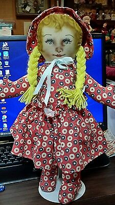 """Yesterday""""s Treasures by Collectible Concepts,""""Sweets In Sweets""""  Doll"""