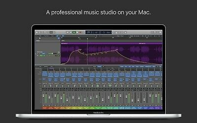 Logic Pro X 10.4.3 MacOs Free Shipping/ Instant Download/ Unlimited License