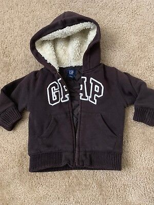 6f18e2a5ad83 BABY GAP KIDS Toddler Boys Winter Jacket Size 18-24 Months Red ...