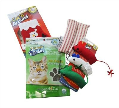 Imperial Cat - Let it Snow - Grab Bags Multi-Pack - Stocking & Holiday Mice