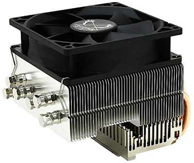 Scythe Samurai ZZ Rev.B CPU Cooler for LGA 2011/1366/1156/1155/775 and Socket