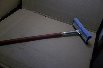 """Mallory Truck Squeegee Window Washer Squeegee 30"""" Handle Long Heavy Duty New #2"""