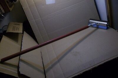 """Mallory Truck Squeegee Window Washer Squeegee 30"""" Handle Long Heavy Duty New #1"""