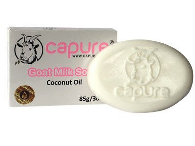 Goat Milk Soap with Coconut Oil