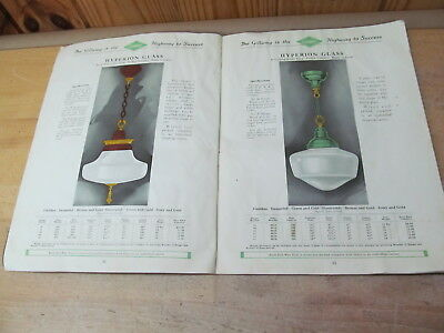Vintage Catalog – Gillway Catalogue A (Gill Glass, Antique Lighting)
