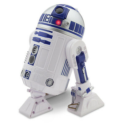 Star Wars TALKING R2-D2 Disney Store R2D2 Sound Droid Robot Collectible Android