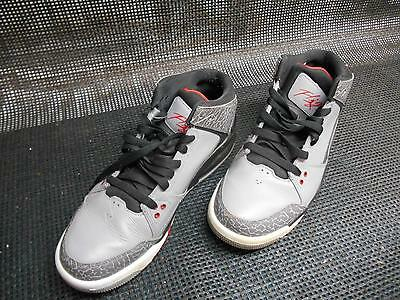 JORDAN FLIGHT SHOES Athletic Men's Size 8 Slightly Worn Minimal Wear