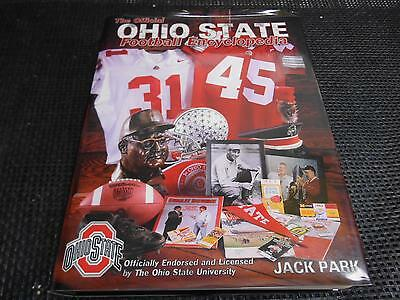 Old 2001 THE OFFICIAL OHIO STATE FOOTBALL ENCYCLOPEDIA Jack Park Sports Book