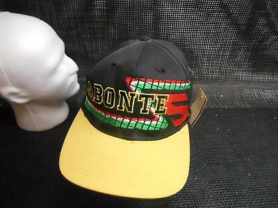 Old vtg NASCAR Men's HAT Terry LaBonte  Truckers Cap Snapback Advertising