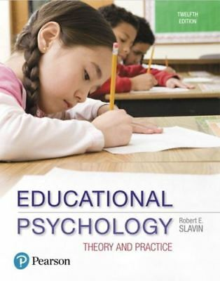 (PDF) Educational Psychology: Theory and Practice (12th Edition) by Slavin