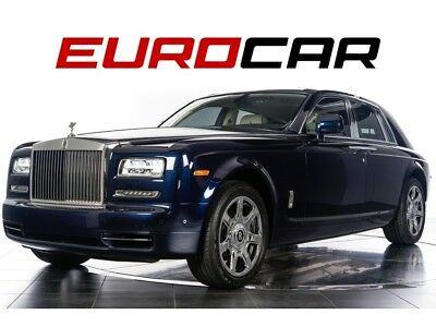 2014 Phantom ($485,615.00 MSRP!) $485,615.00 MSRP, DYNAMIC PACK, PROVENANCE WARRANTY TIL 12/2019